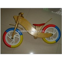 wood walking bike/wood running bike/running cycle