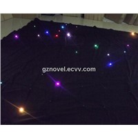 Animation Effect High Bright LED Vision Curtain