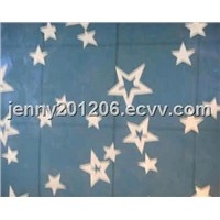etching stainless steel sheet star pattern
