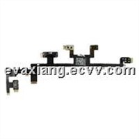 for iPad 3 Original Power On Off & Switch Flex Cable Replacement