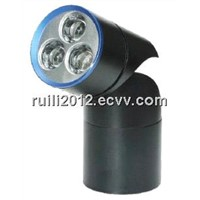 high power led spot light 9w for hotel or restaurant