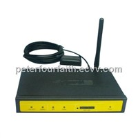 industrial wireless 3g gps router with 1wan 1 lanfor bus ip camera vehicle tracking(F7423)