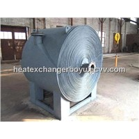 spiral plate heat exchanger