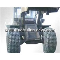 the manufacture of  tianjin chijiu  23.5-25 Special steel tire protecction chains