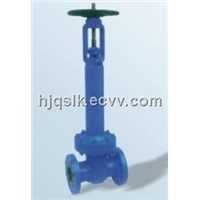 Low Temperature Gate Valve