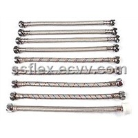stainless steel braided low pressure hose