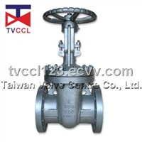 Cast Steel & Cast Stainless Steel Gate Valve