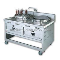 Noodle cooking machine BDG-7P1A