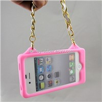 Silicone Bags for iPhone 4