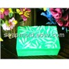 hot sale silicone soap mold/ DIY soap moulds /handmade soap moulds