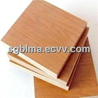 12mm Melamine Faced MDF