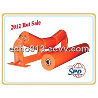 2012 SPD Hot Sale Material Handling Belt Conveyor Idler in Machinery