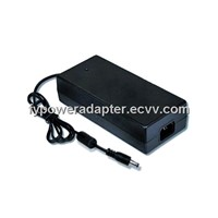 24V 6A AC/DC adapters for massage bed with EN61000,EN62233 FY2406000