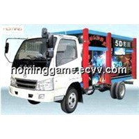 5D Truck Motion Cinema Theater (HomingGame-Com-011)