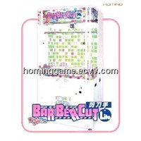 Barber Cut Prize Game Machine (Homing Game-Com-002)