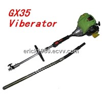 CV350 gasoline hand-held Concrete Vibrator shaft