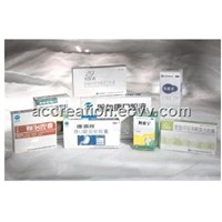 Color Box, Offset Box, Medication Packaging