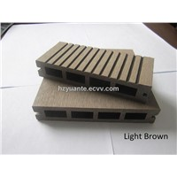 Durable outdoor wpc floor,wood plastic composite decking