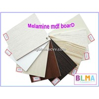 E1/E2 Melamine MDF Board for Furniture 1220*2440mm