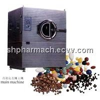 GBS Series High Efficiency Film Coating Machine