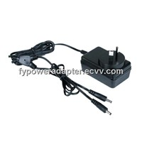 Game player adapter 44V 0.4A with SAA  C-TICK CISPR22 FY4400400