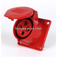 Industrial Wall Mounted Socket (HY-314)