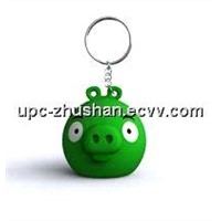 Hot Pig Cartoon Speaker Support Read Micro SD / TF Card Function