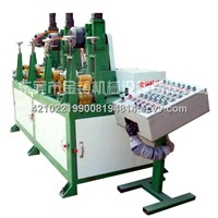 Metal Square Pipe Automatic Polishing Machine