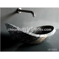 Natural Stone Vessel Sink (LD-C002)