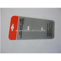 PP Card Plastic Colour Card