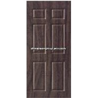 PVC-HDF Laminated Wooden Interior Door (JXOP003)