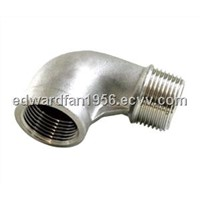 SS304 Investment Casting Stainless Steel Elbow