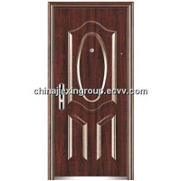 Single Leaf Steel Security Door (JXS001)