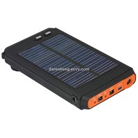 Solar Laptop Charger, portable power bank for all consumer devices
