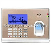 ZKS-T21U Fingerprint Time Attendance