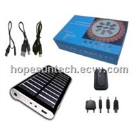 0.7W solar charger for cell phone