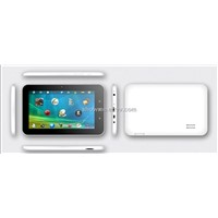 1024*600 HD screen tablet pc, with HDMI function, and long time battery life.