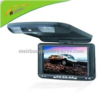 10.4 inch Roof Car monitor with DVD player Flip-down Car DVD player