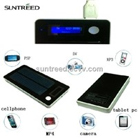 11000mAh Solar Mobile Power Pack & Solar Mobile Battery Charger