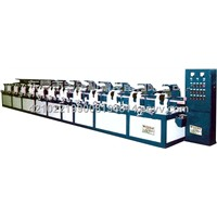 12 Groups Round Tube Automatic Polishing machine