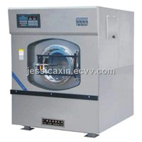 15-20kg XGQ Full automatic laundry equipment stainless