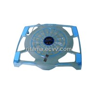 15 inch laptop cooling pad with led light