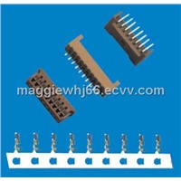 1.25mm FFC/FPC flat cable connector
