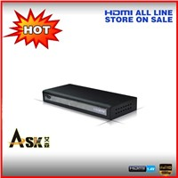 2012 Hot sale HDMI 1x4 Extender by cat5e/6/7