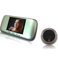 2012 New Arrival Digital Door Peephole Viewer With Doorbell Function