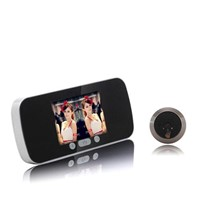 2012 New Arrival Digital Door/Peephole Viewer With Leaving Message Function