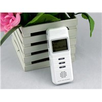 2012 New Fashionable Digital Voice Recorder With 180 HOurs Recording Time