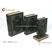2012 Decorative Antique Book Box