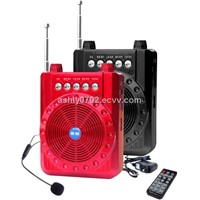 2012 new model hot salling megaphone with LED multifunction