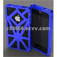 2012 new style aluminum +PC case for iphone5